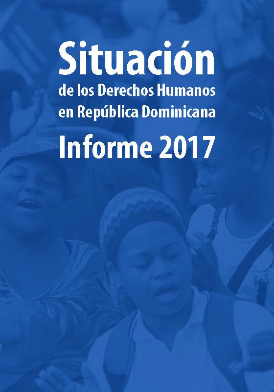 Informe Derechos Humanos 2017