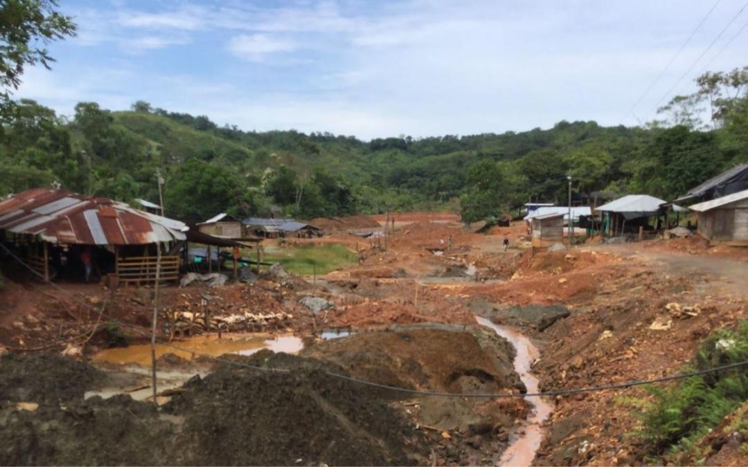 Justicia en minería 2019-2023 Plan Estratégico Global