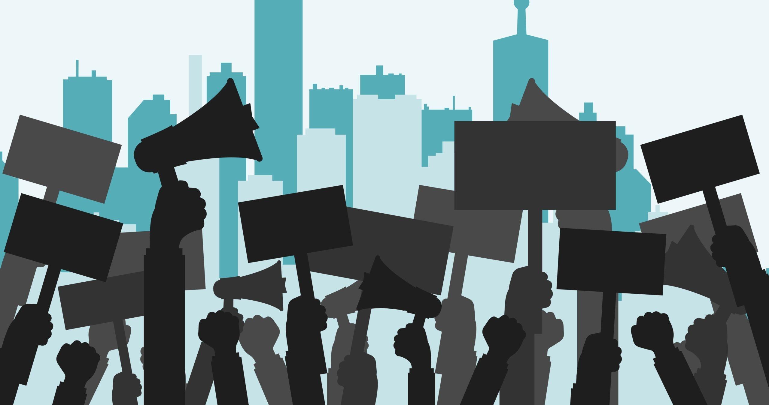 Conflictos sociales y contrato social