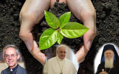 Papa Francisco y líderes de Iglesias se unen en Mensaje conjunto por la protección de la Creación